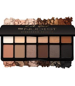 THE NUDIST EYESHADOW PALETTE -